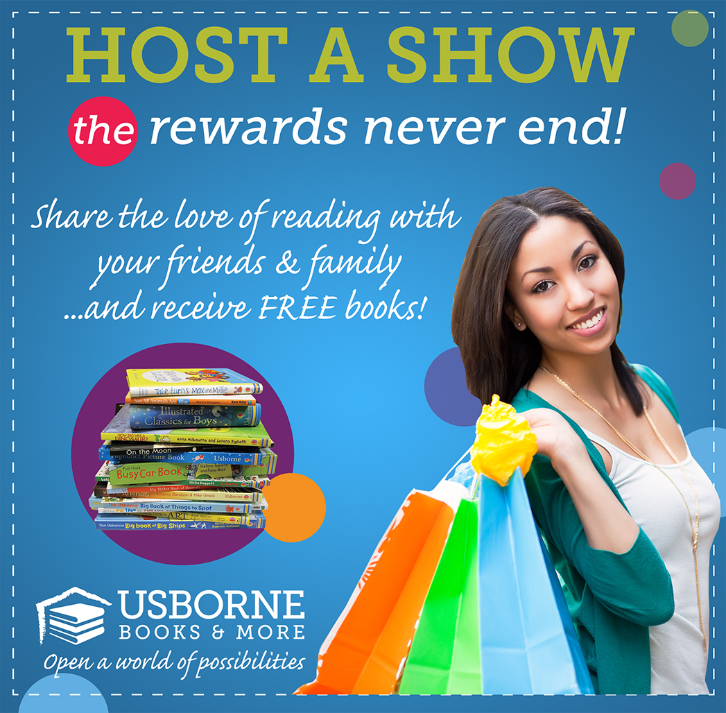 HOST AN USBORNE PARTY