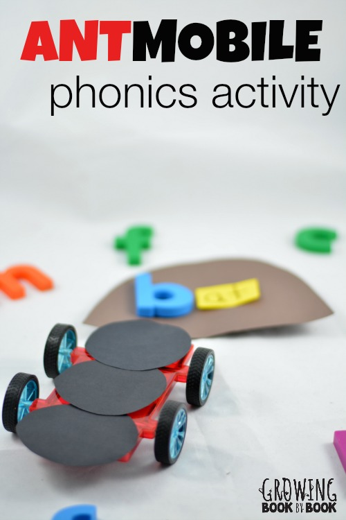 A fun reading activity to build phonics skills.