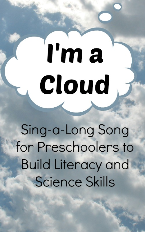 A playful preschool song for teaching children about different types of clouds.