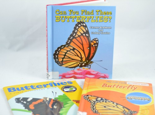 books about butterflies