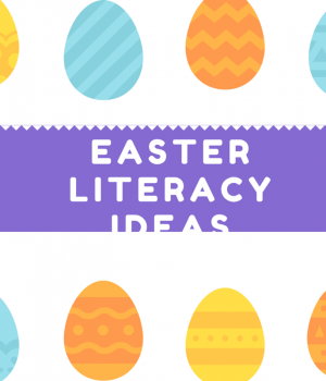 easter literacy ideas