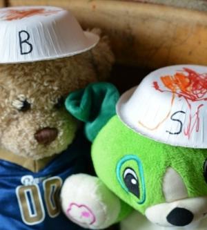 letter sound hats