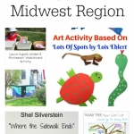 Meet authors and illustrators from the midwest in our Booking Across the USA project.