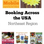 Meet authors and illustrators from the Northeast Region in our Booking Across the USA project.