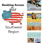 Meet authors and illustrators from the southwest region in our Booking Across the USA project.