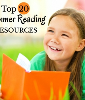 Need ideas for keeping the kids reading and engaged with books over the summer? Check out these summer reading activities!