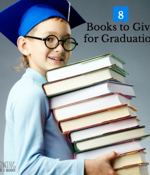 Books make the best graduation gifts for kids of all ages. Check out these 8 inspirational books. You are sure to find the most thoughtful and memorable graduation gift.