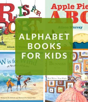 ABC books for children