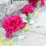 Grab a bouquet of flowers and let your preschoolers and toddlers have fun arranging them in this alphabet activity!