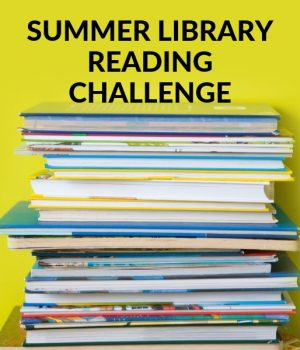A SUMMER READING CHALLENGE IDEA FOR KIDS