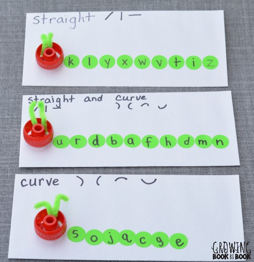 graphic relating to The Very Hungry Caterpillar Printable Book called The Fairly Hungry Caterpillar Actions: Letter Type
