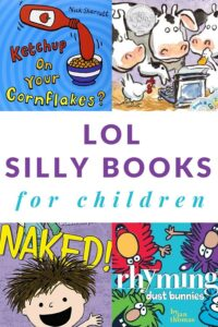 silly books for kids