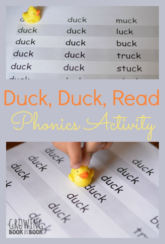 A fun and playful way to work on decoding skills with beginning readers!