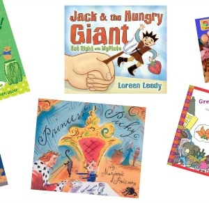 picky eaters books for kids