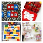 Lego activities that promote reading skills.