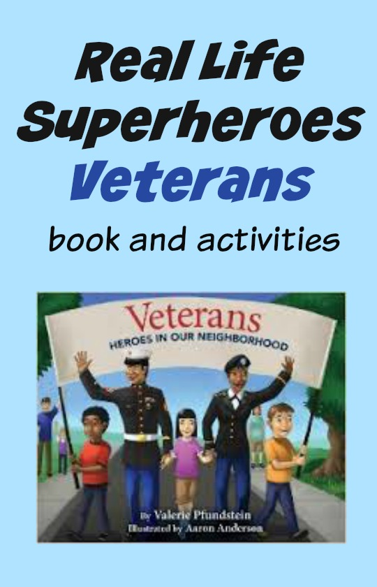 superhero summer reading veterans
