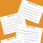 Book based activity calendars for the 2-10-106 school year. Fun books for kids and family activities.