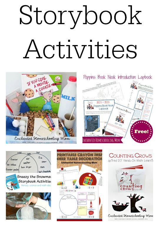 storybook activities