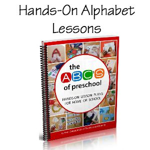 the abcs of preschool