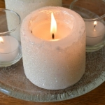 candles for If Kids Ran the World by Leo and Diane Diillon