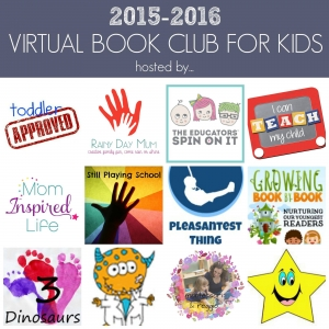 virtual book club hosts