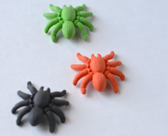 spiders for phonemic awareness activity