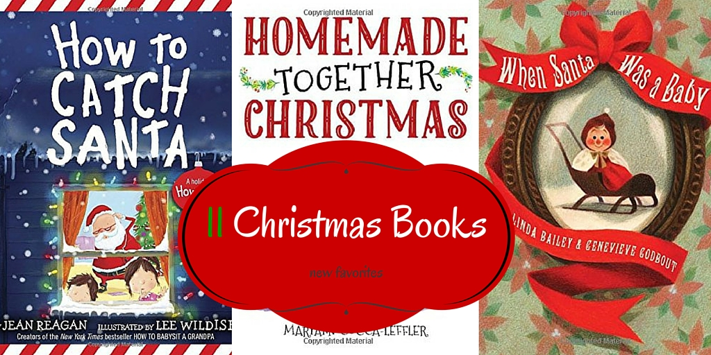 New Favorite Christmas Books for Kids