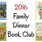 The 2016 Family Dinner Book Club Line-Up