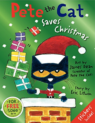 Pete the Cat Saves Christmas ABC Game