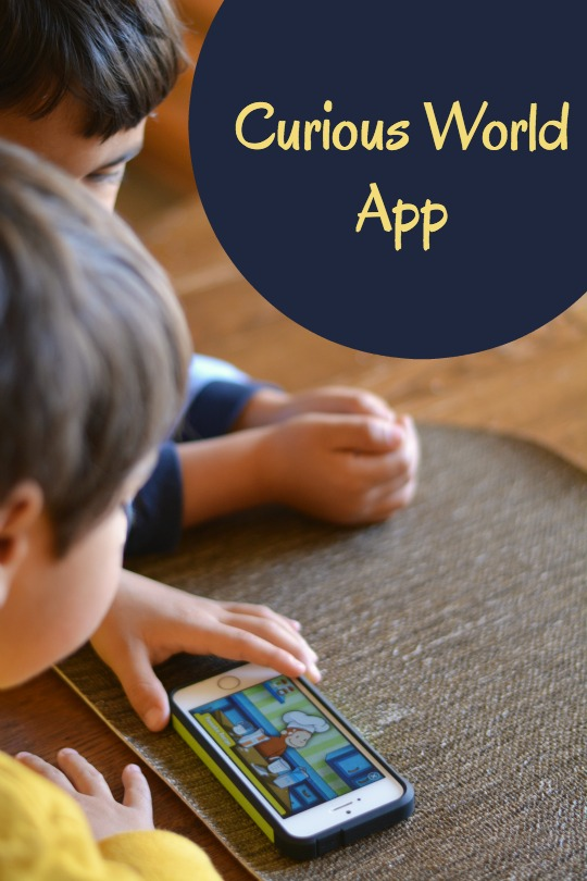 An educational and fun learning app for kids. Curious World includes books, videos and games that cover 8 key learning areas. #TapIntoWonder