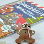 Make a gingerbread man to compliment the book, The Gingerbread Man Loose at Christmas