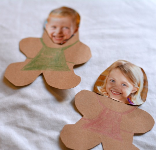 cookies of each child for beginning sounds activity