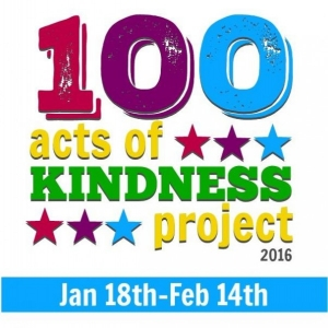 100 acts of kindness