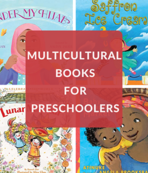 best preschool multicultural books for children