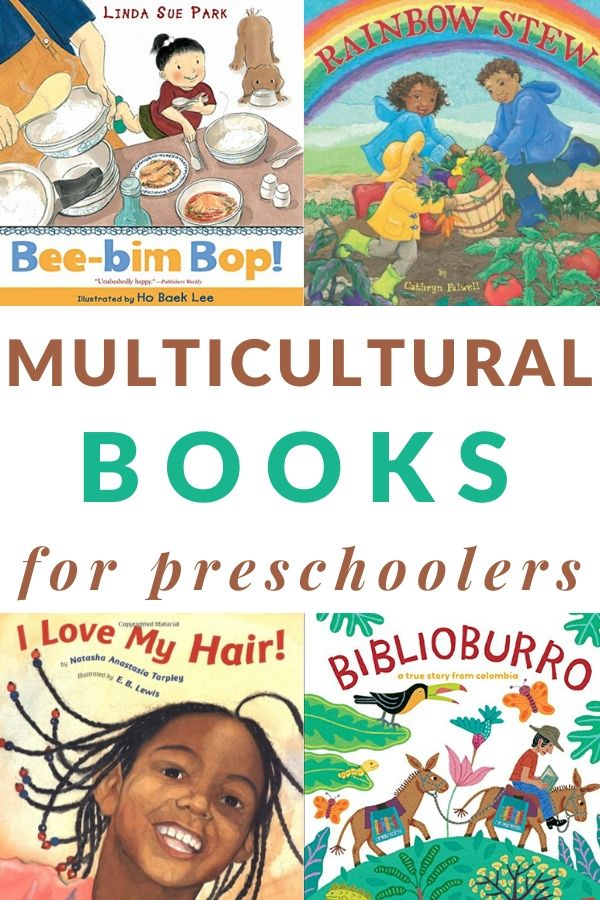 multicultural books for preschoolers
