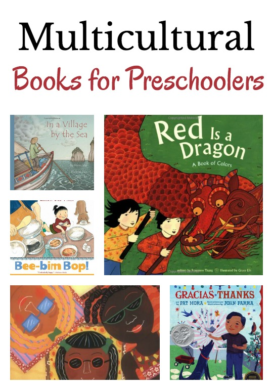 Here are some of the best multicultural books for preschool we have found and enjoyed. A great starting book collection for any preschool home or classroom library.