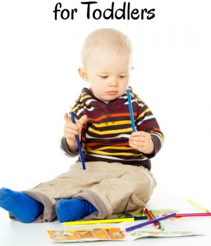 Tips for reading with toddlers including the best books to read to toddlers.