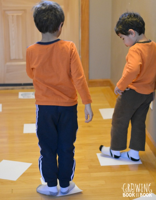 polar bear sound activity for building phonological awareness with preschoolers