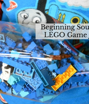 Beginning Sounds Lego Game
