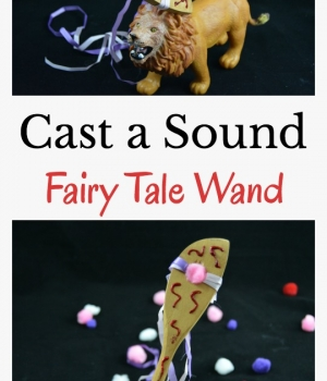 Make a fairy tale wand and then have some learning fun with your creation. Build phonological awareness with these activities to build rhyming, beginning sounds, segmenting syllables and phoneme manipulation.