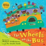wheels on the bus books
