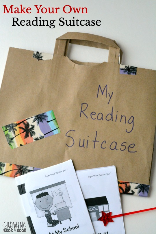 My Guided Reading Suitcase For New Readers