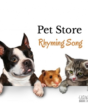 pet themed preschool song for kids