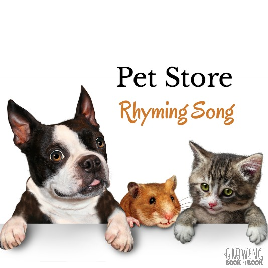 pet themed preschool song for kids