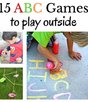 alphabet games and activities to play outside