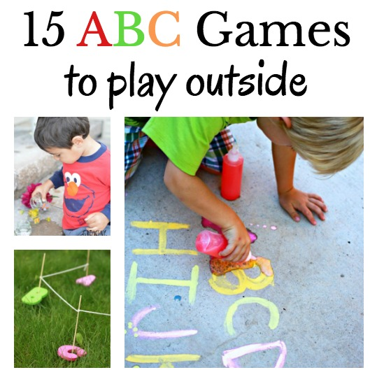 free games to play outside