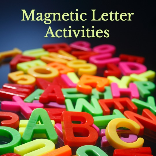 abc magnets to build literacy skills save magnetic letter resources