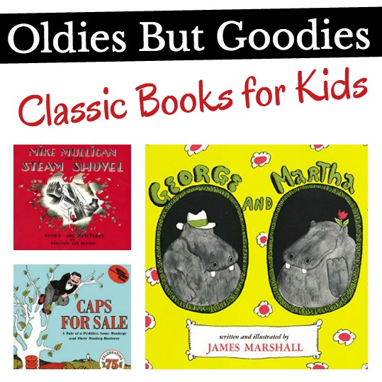 classic books for kids that generations have enjoyed