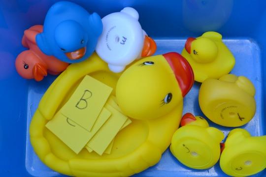 Make Way for Ducklings Preschool Activity