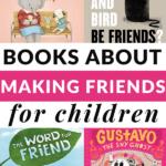 MAKING FRIENDS BOOKS FOR CHILDREN